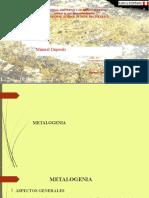 7ma.clase-Metalogenia del Peru y formacion de minerales
