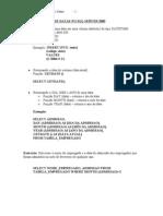 BD SQL14 Tratamendo Datas