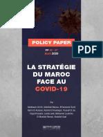 La Stratégie Du Maroc Face Au Covid-19