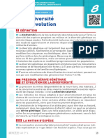 La biodiversité et son évolution.pdf