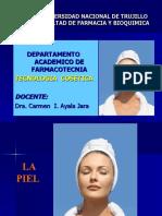 CLASE 3 LA PIEL ANATO Y FISIO 2012