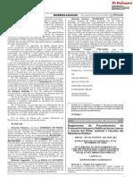 JNJ establece reglamento de procedimiento para evaluar a jueces y fiscales