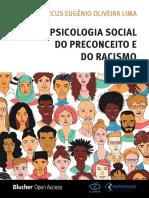 PSICOLOGIA SOCIAL DO PRECONCEITO E DO RACISMO