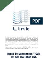 Manual de Mantenimiento Edificio LINK Zonas Comunes 1