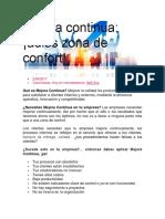 Mejora continua Adiós a la Zona de Confort.pdf