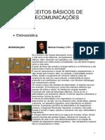 CONCEITOS DE TELECOMUNICAÇÕES