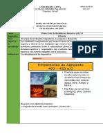 Filosofía OCP Tarea 18 de diciembre del 2020 Primero de Bahillerato  Intensivo A;B;C;D