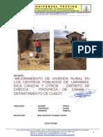 Ems 3 Centros Poblados - Laramani, Inca Cancha y Otros