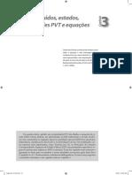 Gases e Líquidos, Estados, Propriedades PVT e Equações de Estado
