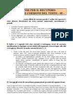 QRecIt 05 - Coerenza e Coesione Del Testo