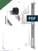 Silver crest fryer manual .pdf