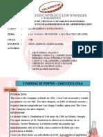5 fuerzas de porter - coca cola.pptx
