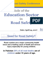 About the Road Safety Education Program