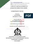 Cash Management At Standard Polymers