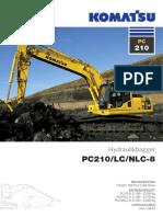 Komatsu PC 210.pdf