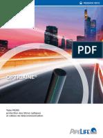 FC_Fourreau_PE_fibre_optique_Optigaine 04-2019