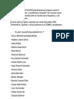 Boletín Estafadores CDMX COVID19