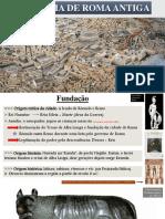 Roman Antiga História Política