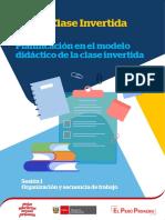 Fascículo CLASE INVERTIDA - UNIDAD 2 Sesión 1