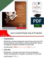 Presentasi PRUhospital & Surgical