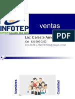 Celeste Arno Ventas