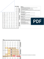 Seminar Planning Calendar & Timeline + Checklist