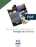 2011-02-15 Defense Et Securite Des Systemes d Information Strategie de La France