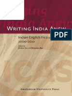 Krishna Sen_ Rituparna Roy - Writing India anew_ Indian English fiction 2000-2010-Amsterdam University Press (2014)