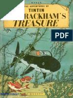 Tintin Rackham Treasure