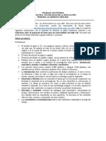 TRABAJO AUTÓNOMO soc. edu