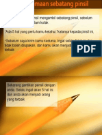 The Pencil Story