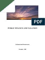 public Finance and Taxation for mekbib.doc