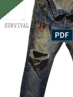 Survival Exhibition catalogue 14 Dec 2020 - 4 January 2021