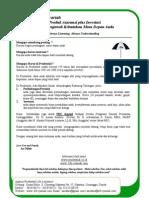 Brosur Prudential Life Assuransi