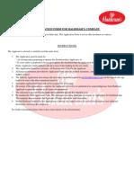 Haldiram Application form Distributorship (1) (1)