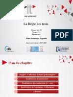 Chapitre 6- 2 La Régle des trois.pptx