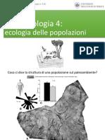 Andrea Baucon, Corso Di Paleontologia - Lezione 7 - Paleoecologia 4 (Ecologia Delle Popolazioni)