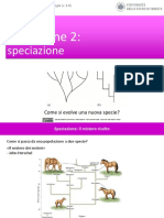 Andrea Baucon, Corso Di Paleontologia - Lezione 11 - Evoluzione 2 (Speciazione)