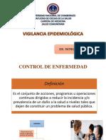 Vigilancia Epidemiologica Salud Comunitaria