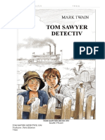 Tom Sawyer Detectiv- Twain