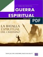 guerra espiritual - ii