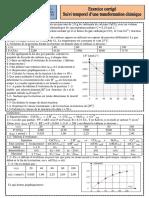 Exercice corrigé Suivi temporel d'une transformation chimique.pdf