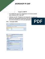 Worshop SAP PI XI.doc