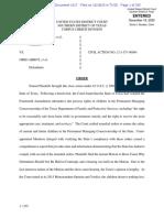 Graham Jack Dec. 2020 Remedial Order in Foster Care Case