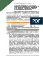ACTA DE DESIETO AS N° 002-2020