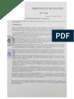 Ordenanza 1186 MPA Protocolos COVID Transporte