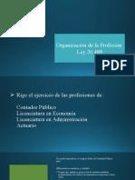 Organización de la Profesión L 20488.pptx