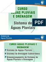 SISTEMA DE AGUAS PLUVIAIS