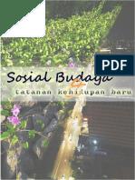 Sosial Budaya Dan Tatanan Kehidupan Baru