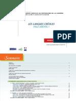 DeGraff (2016) Augmenter le capital du créole et des créolophones sur le marché linguistique haïtien et international